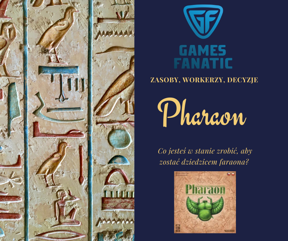 Recenzja Pharaon na Games Fanatic