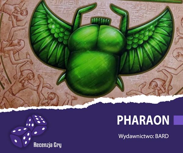 Recenzja Pharaon w Blog na wolny czas